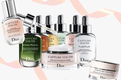 Le novità Capture Youth di Dior sono il segreto per una pelle rigenerata