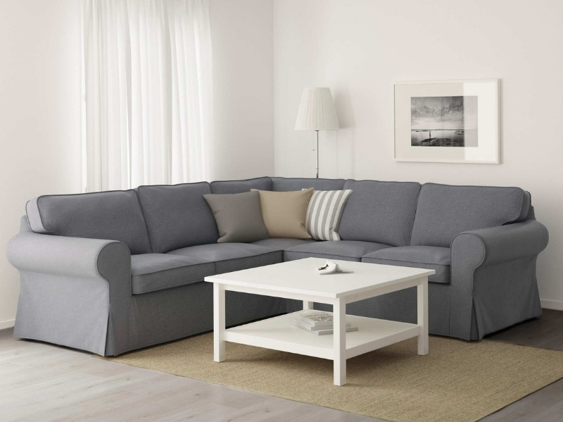 Divani A Angolo Prezzi.Divani Angolari Ikea I 10 Modelli Piu Belli Da Comprare Subito