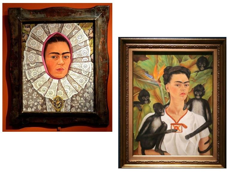 Frida Kahlo pittrice messicana vita opere amori dolori 2