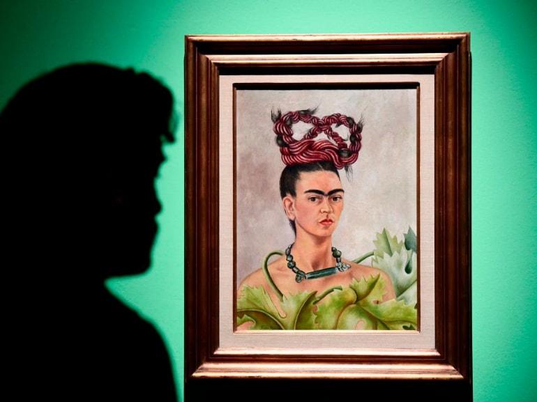 Frida Kahlo pittrice messicana vita opere amori dolori