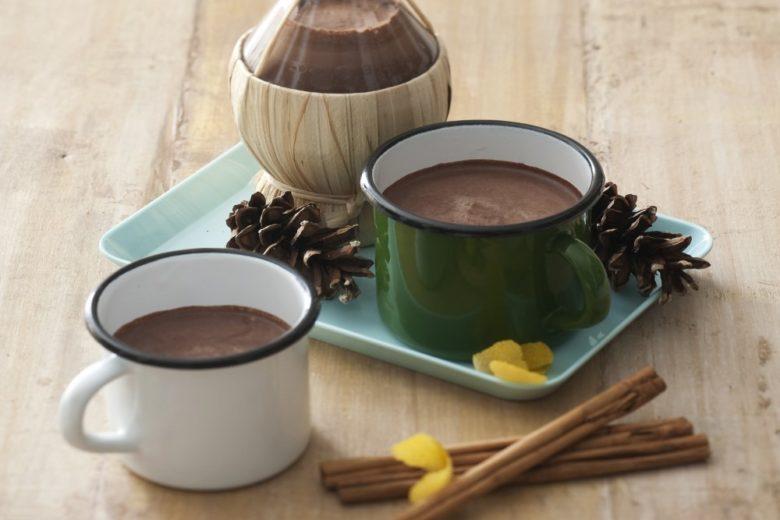 Latte brulè al cacao