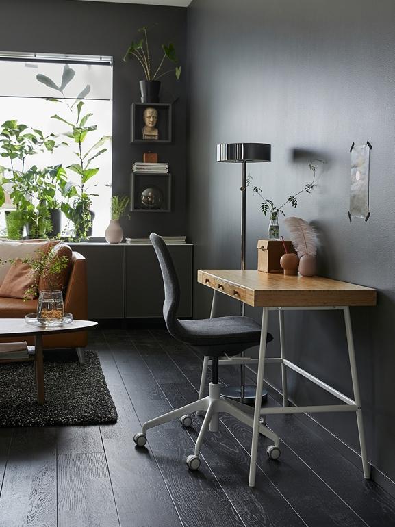 Lillasen scrivania