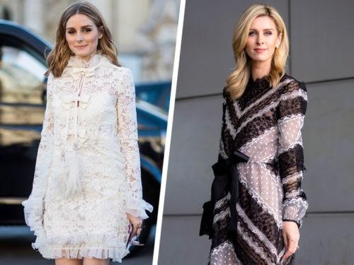 Abiti in pizzo: i vestiti più belli per la Primavera Estate 2019