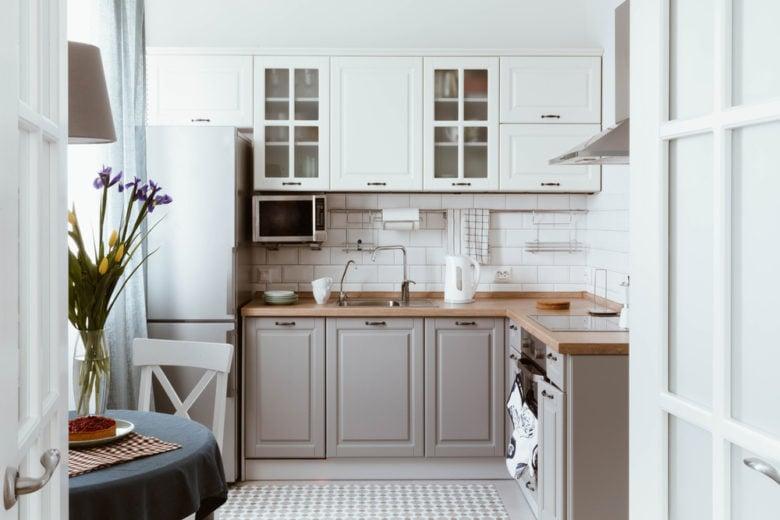 Cucine piccole: come renderle accoglienti in 5 facili mosse
