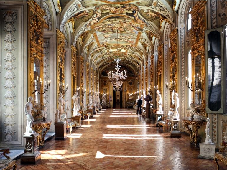 Palazzo doria pamphili roma
