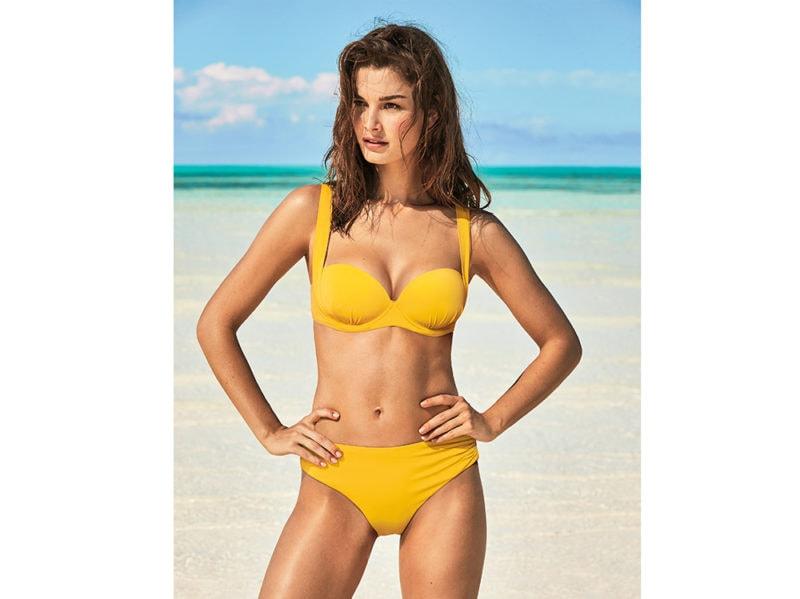 nuovo stile 8e193 2e825 Costumi Calzedonia 2019: i modelli del catalogo dell'estate