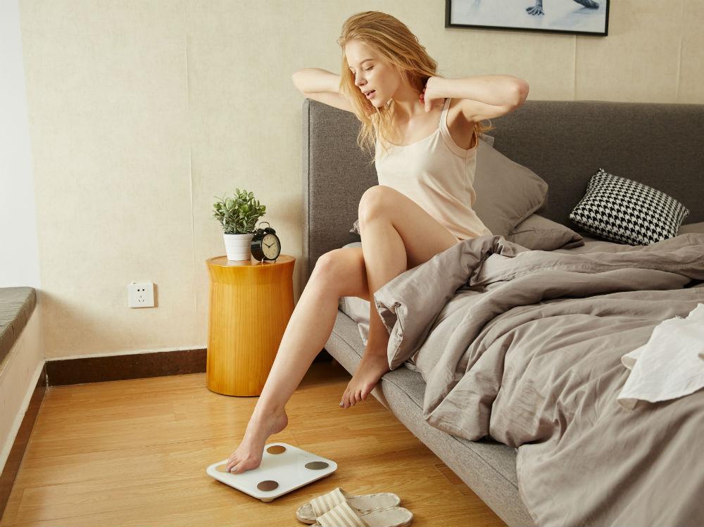 donna bilancia