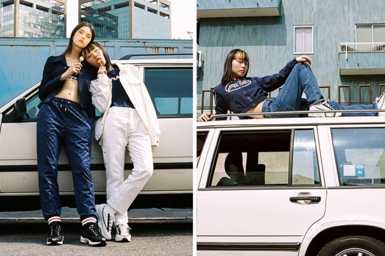 FILA DSTR97: scoprite come abbinare le nuove sneakers dal gusto retro