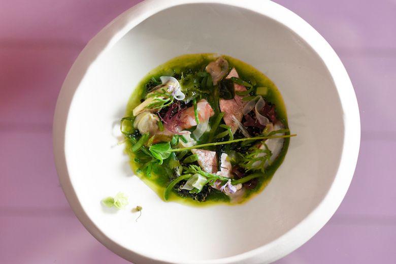 6 posti vicino Roma dove mangiare con vista mare