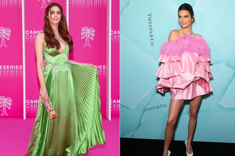 Kendall Jenner, Miriam Leone e le altre star meglio vestite della settimana