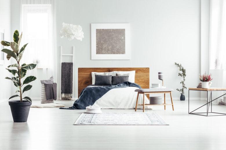 7 tappeti moderni perfetti per la vostra camera da letto