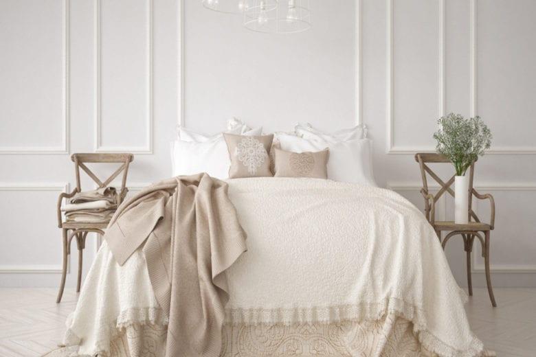 Camere da letto romantiche: 7 idee da vedere prima di comprarne una