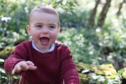 Buon compleanno principe Louis! Ecco le foto ufficiali rilasciate da Kensington Palace