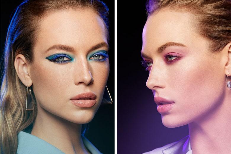 Occhi in primo piano per esprimere la vostra personalità con Shiseido, partner Makeup di Amici 18
