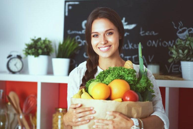 Il cibo può influenzare la bellezza della pelle (e la vostra felicità)