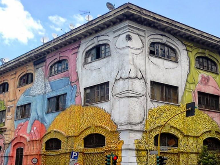 street art galleria micro