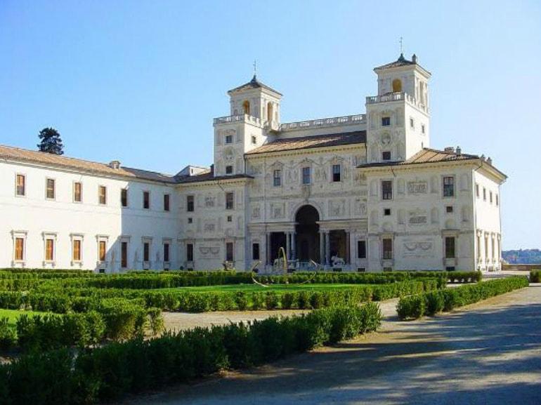 villa medici accademia
