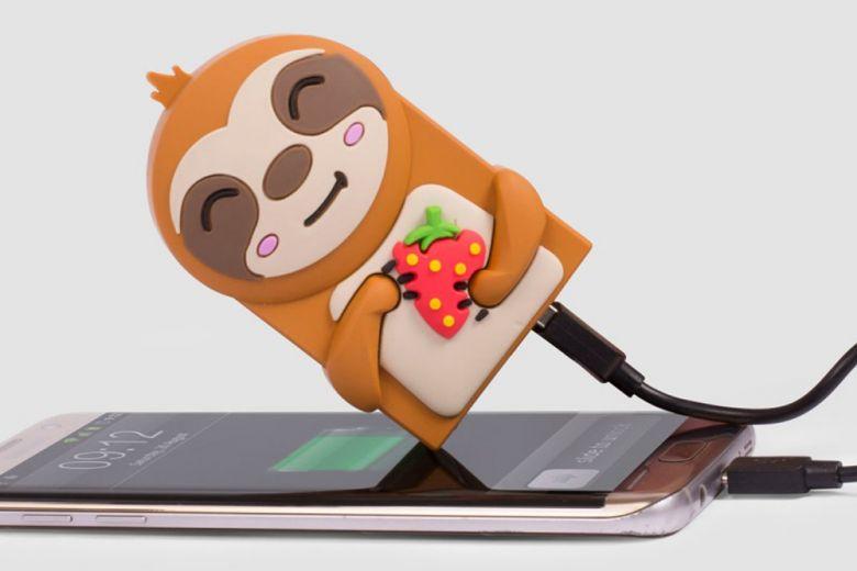15 gadget a forma di bradipo belli da perderci la testa
