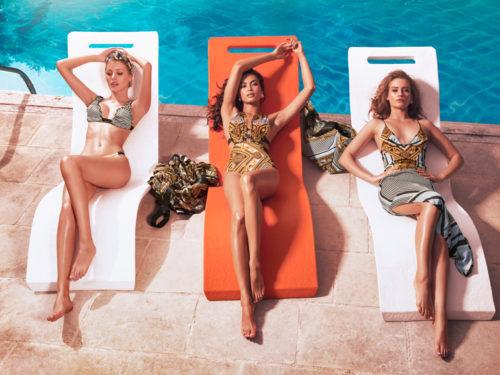 c181204ba20b The Villa e Papunya sono le nuove linee estive del brand, con costumi e  proposte di beachwear che mescolano stampe etniche, tessuti laminati e  fantasie ...