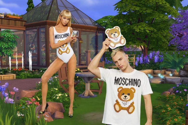 Moschino x The Sims: la nuova collezione ispirata al videogame
