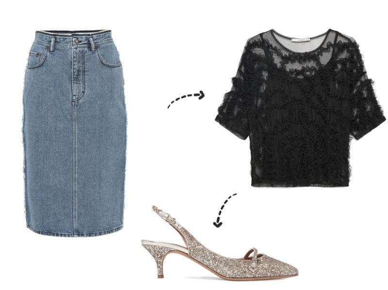 codice promozionale 9339f 979ed Gonna di jeans: come abbinarla per la primavera estate 2019