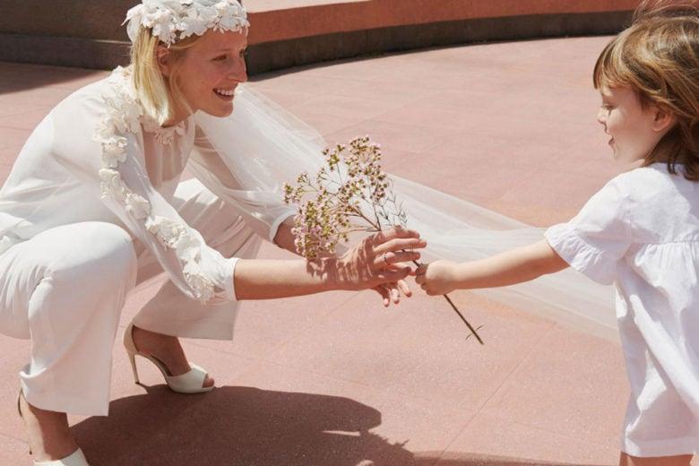 I nuovi abiti da sposa Max Mara Bridal