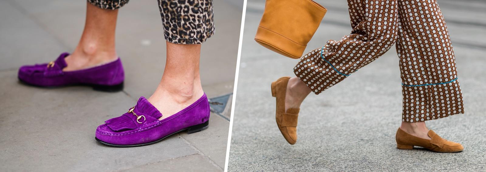 Mocassini e loafers: i modelli su cui puntare ora!