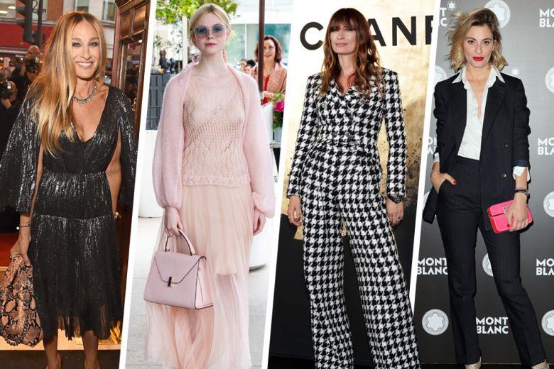 Sarah Jessica Parker, Elle Fanning e le altre star meglio vestite della settimana