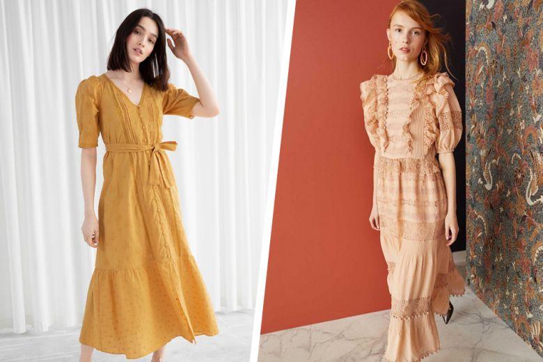 Prairie dress: i modelli più romantici dell'estate 2019