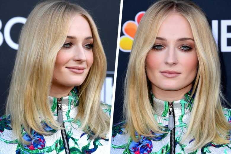 Sophie Turner: copiate il beauty look di Sansa del Trono di Spade