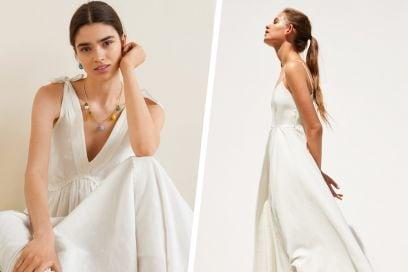 L'estate sembra lontana? Un abito bianco vi tirerà su di morale!
