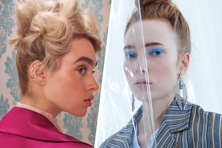 10 acconciature glam per dare una svolta al vostro hairlook estivo
