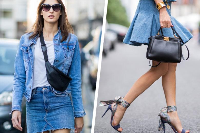 Gonne di jeans: 5 abbinamenti da provare questa primavera