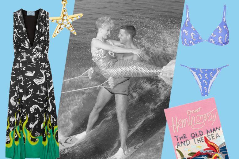 In fondo al mar: i capi e gli accessori moda a tema marino