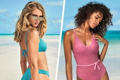 Costumi in lurex: i modelli perfetti per brillare sotto il sole