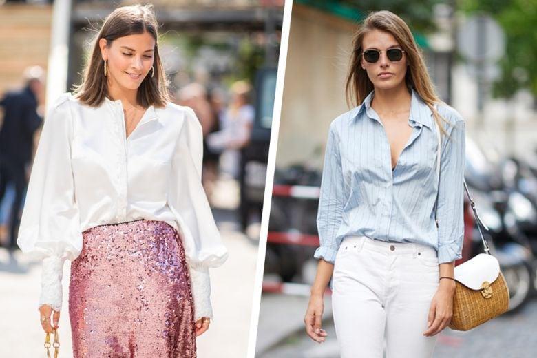 Come abbinare la camicia in estate? 6 look super wow da provare subito!