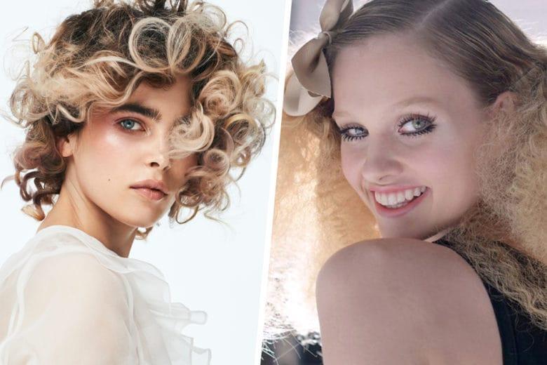 Acconciature da sposa per capelli ricci: ecco 10 idee alle quali ispirarsi