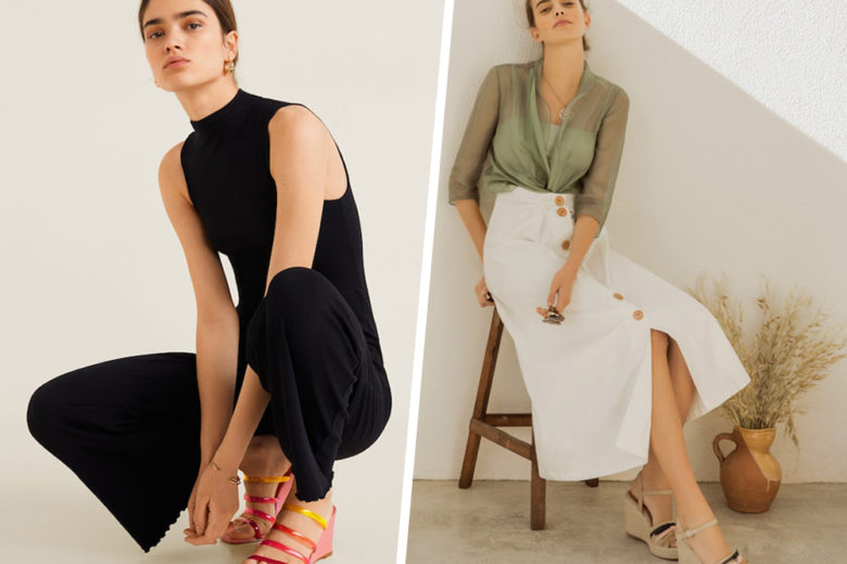 Zeppe: i modelli di tendenza per la primavera estate 2019