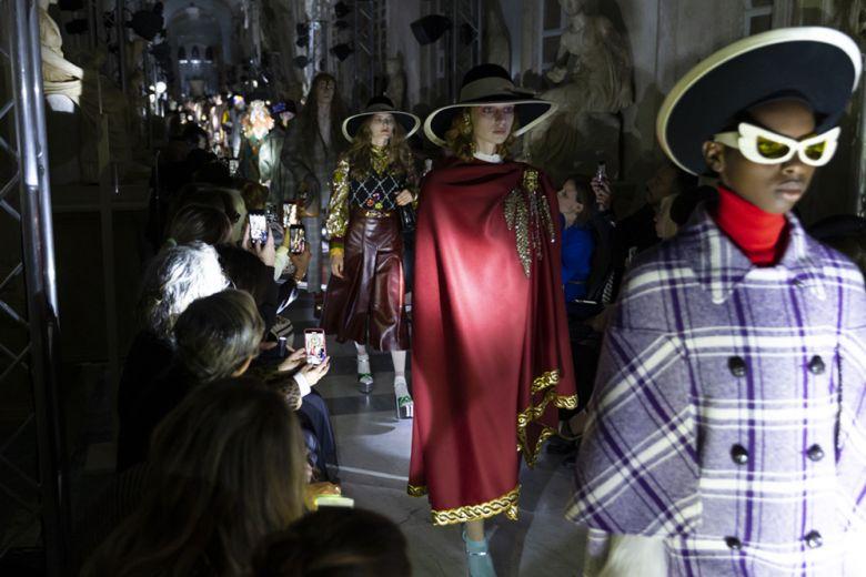 Gucci: la collezione Cruise 2020 è un inno alla libertà