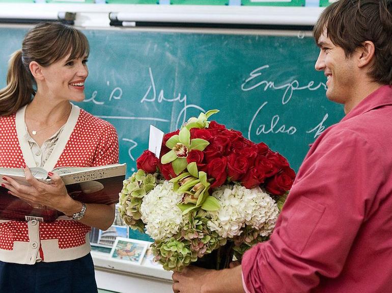Jennifer Gardner appuntamento con l'amore