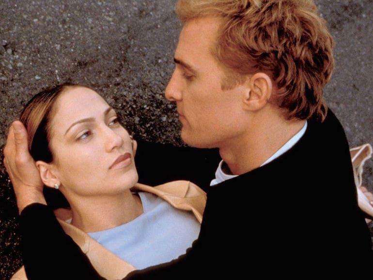 Jennifer Lopez e Matthew McConaughey