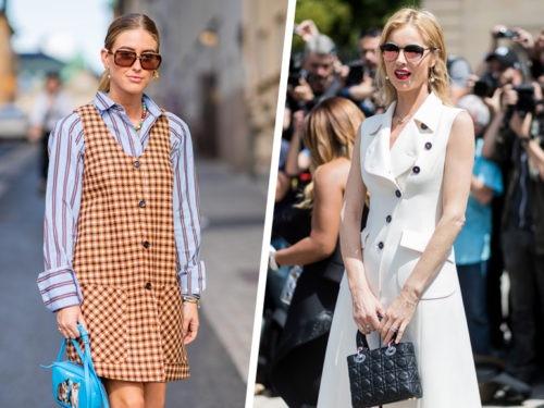1cf7ad9d87fe Abiti con bottoni sul davanti: i vestiti per la Primavera Estate 2019