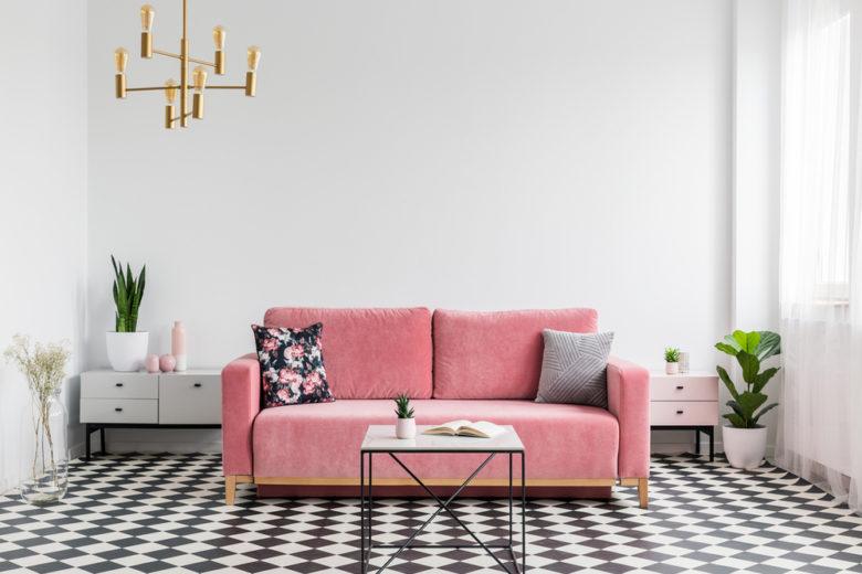 7 idee originali per rendere il tuo soggiorno più moderno che mai