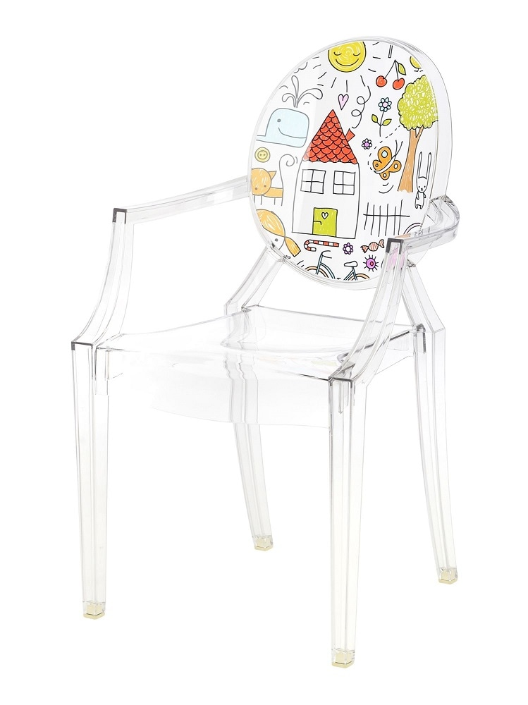 PHILIPPE STARCK Lou Lou Ghost Kids KARTELL