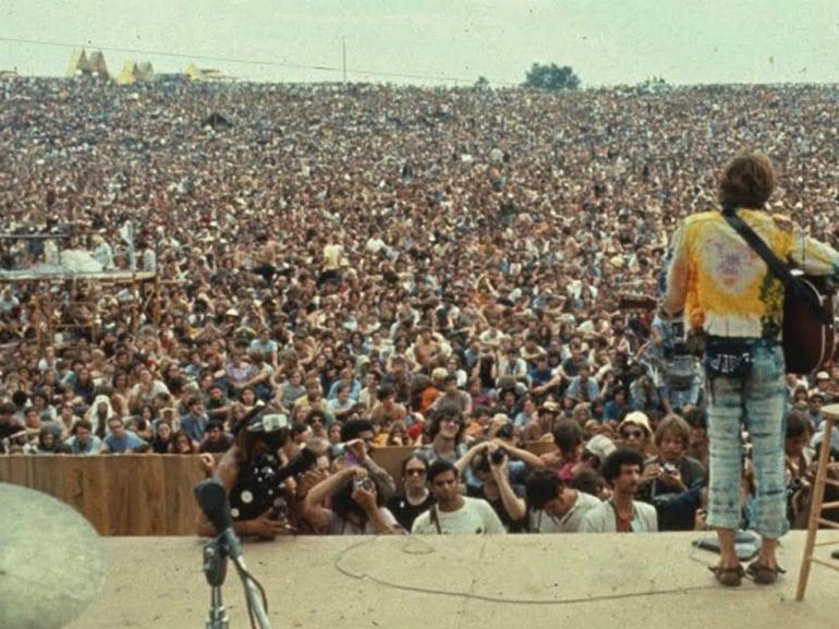Woodstock auditorium parco della musica