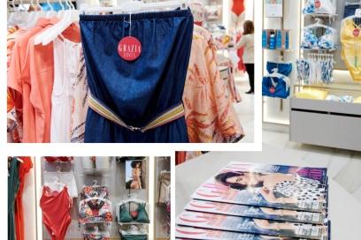 Grazia e Yamamay brindano alla nuova boutique di Milano