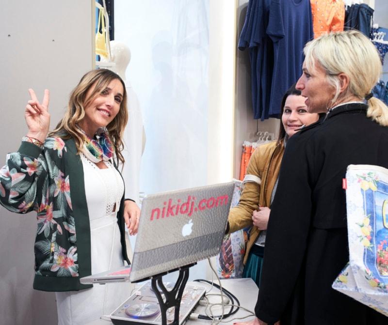 Yamamy nuovo store Milano Cordusio evento grazia 2