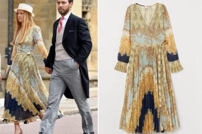 Tutte vogliono il vestito di H&M di Alizee Thevenet