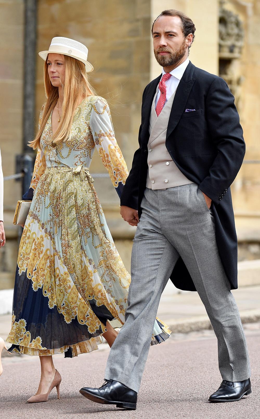 6b0bed183f9e L'abito di H&M di Alizee Thevenet è il look perfetto per un matrimonio