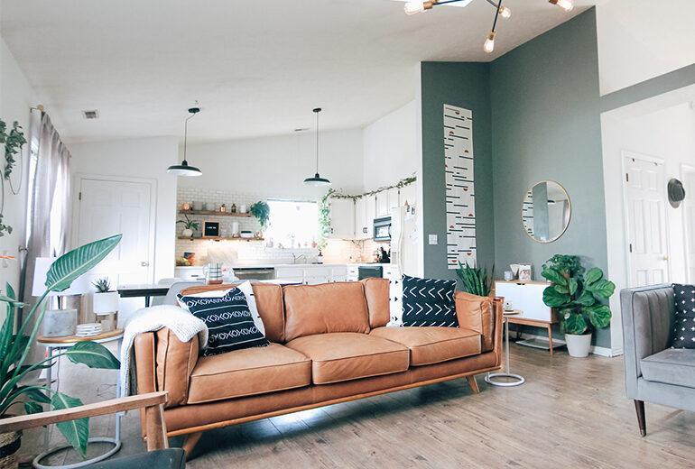 3 consigli per arredare un soggiorno moderno